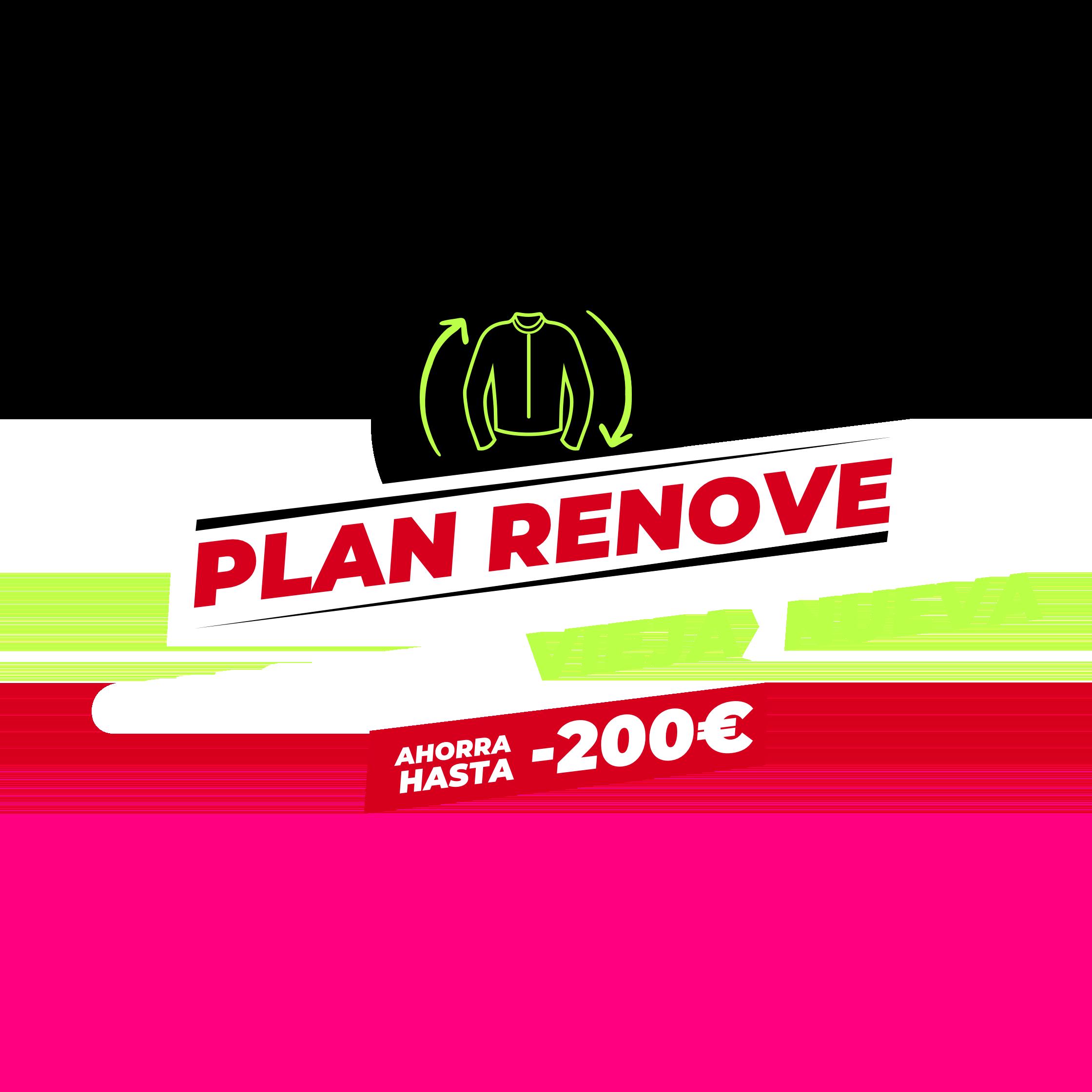 Plan Renove Chaquetas