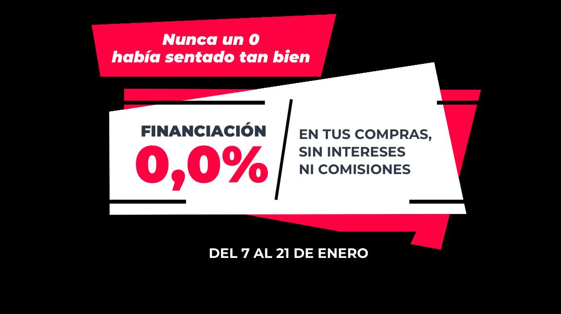 FINANCIACIÓN 0,0