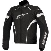ALPINESTARS T-GP Plus R Black / White
