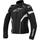ALPINESTARS Stella T-GP Plus R Lady Black / White