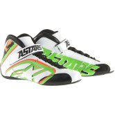 ALPINESTARS Tech 1-K NRG White / Green / Orange