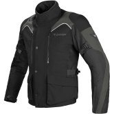 DAINESE Tempest D-Dry Black / Dark Gull Gray