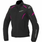 ALPINESTARS Stella Gunner Waterproof Lady Black / Fucsia