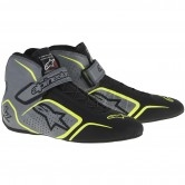 ALPINESTARS Tech-1 Z Anthracite / Black / Yellow Fluo