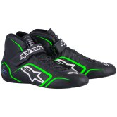 ALPINESTARS Tech 1-Z Black / Green Fluo