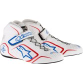 ALPINESTARS Tech 1-Z White / Red / Blue