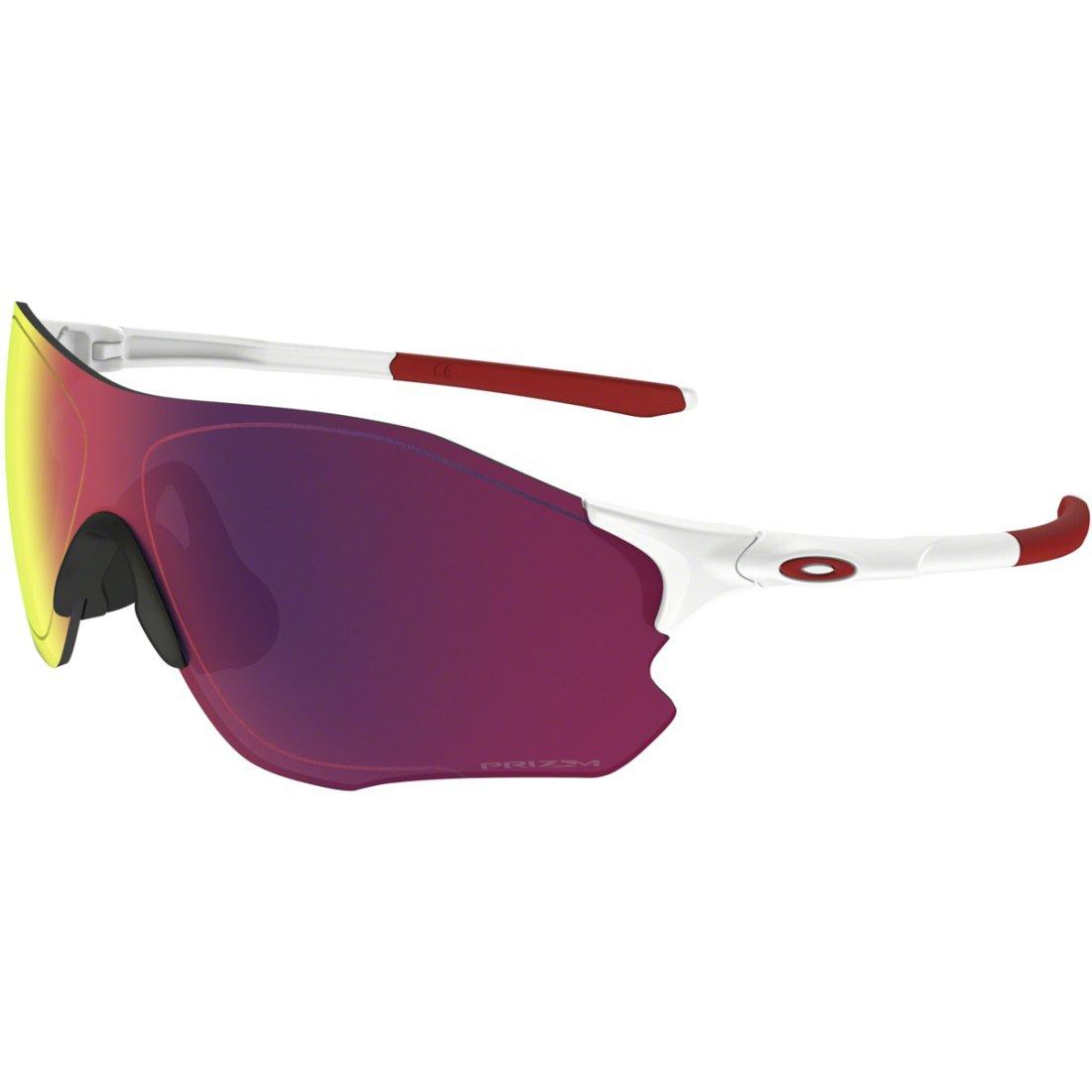 ce56fcb19e9 OAKLEY EVZero Path Matte White   Prizm Road Mask   Goggle