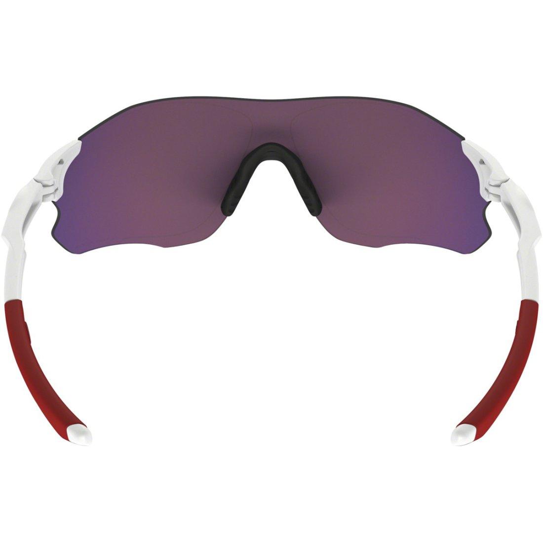 ae3c57b4ba OAKLEY EVZero Path Matte White   Prizm Road Mask   Goggle · Motocard