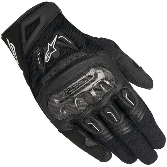 Guantes ALPINESTARS SMX-2 Air Carbon V2 Black