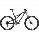 SANTA CRUZ Bronson C Kit R1x Matte Black / Blue