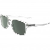 OAKLEY Latch Square Matte Clear / Dark Grey