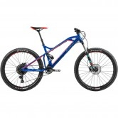 "MONDRAKER Factor R 27,5"" 2018 Dark Blue / Flame Red / Light Blue"