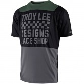 TROY LEE DESIGNS Skyline Checker Black / Gray
